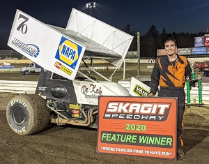 Chase Goetz Sprint Car Cassis