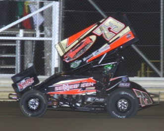 Chris Andrews Sprint Car Chassis