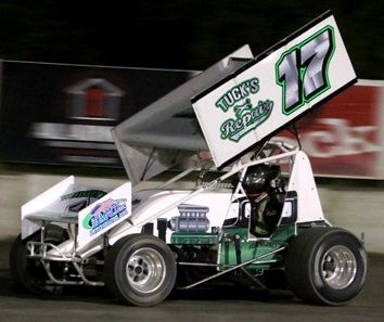 Chris Donnelly Sprint Car Chassis