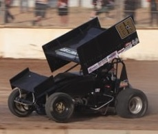 Chris Solomon Sprint Car Chassis