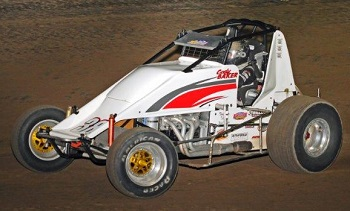 Cody Baker Sprint Car Chassis