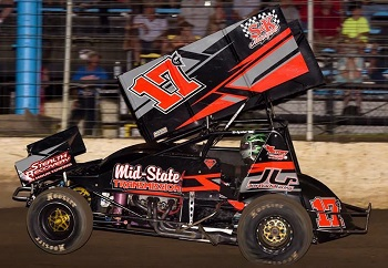 Cody Gardner Sprint Car Chassis