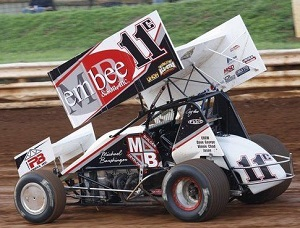 Cory Haas Sprint Car Chassis