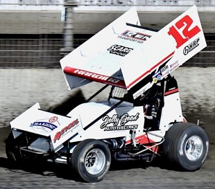 Daniel Harding Sprint Car Chassis