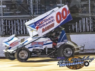 Danny Varin Sprint Car Chassis