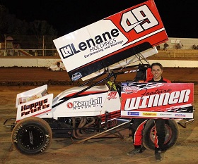 Dominic Rifici Sprint Car Chassis
