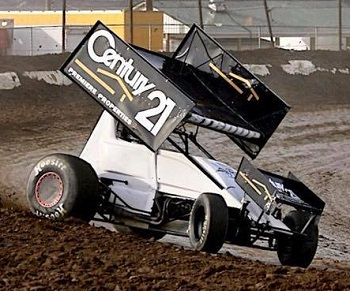 Dustin Stroup Sprint Car Chassis