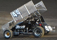 Eric Fisher Sprint Car Chassis
