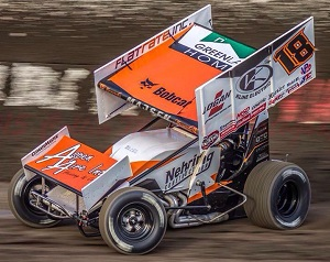 Ian Madsen Sprint Car Chassis