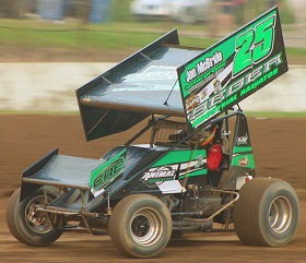 Jack Sodeman Sprint Car Chassis