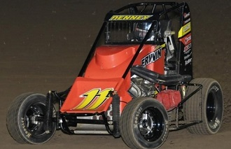 Jacob Denney Midget Chassis