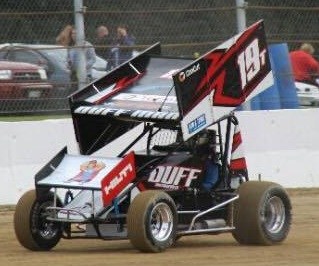 Jamie Duff Sprint Car Chassis
