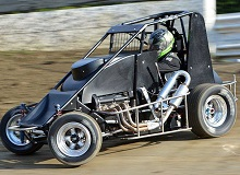 Jared Peterson Midget Chassis