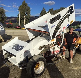 Jason Scott Sprint Car Chassis