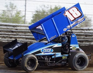 Jason Solwold 2016 Sprint Car Chassis