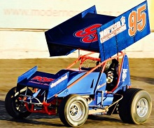 Jeff Day Sprint Car Chassis