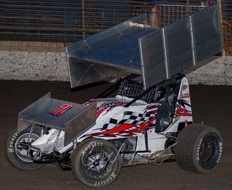 Jeff Macedo Sprint Car Chassis
