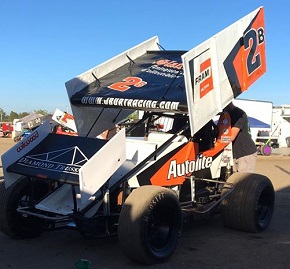 Jeremy Burt Sprint Car Chassis