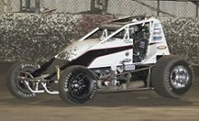 Jimmy Christian Sprint Car Chassis
