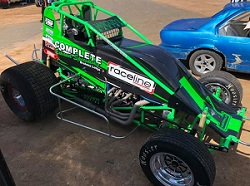 Joel Chadwick Sprint Car Chassis