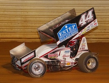 Joey Hershey Sprint Car Chassis