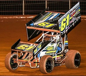 John Scarborough Sprint Car Chassis