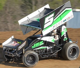 Justin Barger Sprint Car Chassis