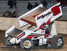 Justin Sturch Sprint Car Chassis