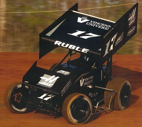 Kendall Ruble Sprint Car Chassis