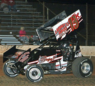 Kyle Ezell Sprint Car Chassis
