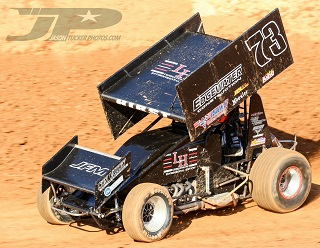 Kyle Hirst Sprint Car Chassis
