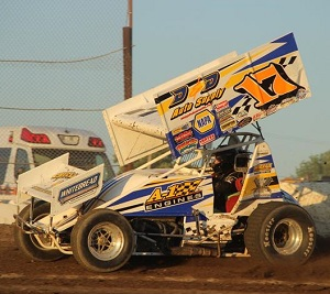 Kyle Smith Sprint Car Chassis