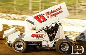 Logan Forler Sprint Car Chassis