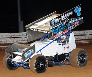 Logan Schuchart Sprint Car Chassis