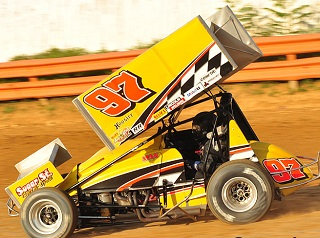 Max Stambaugh Sprint Car Chassis