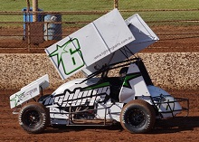 Michael Burford Sprint Car Chassis