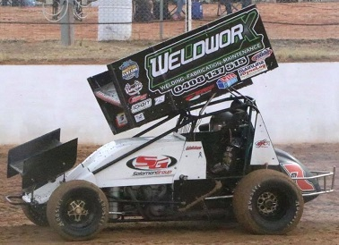 Paul Solomon Sprint Car Chassis