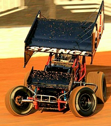 Ricky Stangl Sprint Car Chassis