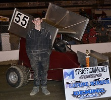 Riley Watkins 600 Mini Sprint Chassis