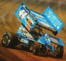 Rodney Westhafer Sprint Car Chassis