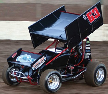 Ryan Jones Sprint Car Chassis