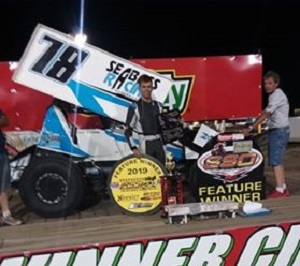 Tanner Conn Sprint Car Chassis
