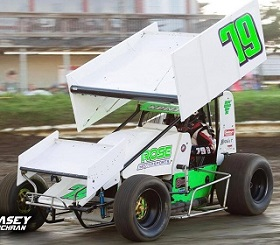 Tim Kent Sprint Car Chassis
