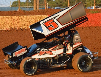 Tyler Ross Sprint Car Chassis