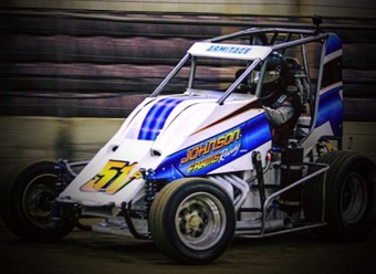Will Armitage Midget Chassis